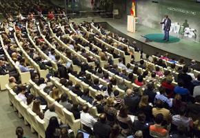 Auditorio Rafael del Pino de Madrid